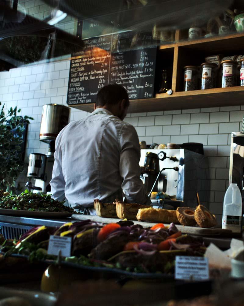 cafe, hotels, restaurants, pubs fire risk
